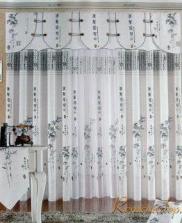 Mẫu rèm phòng khách 805