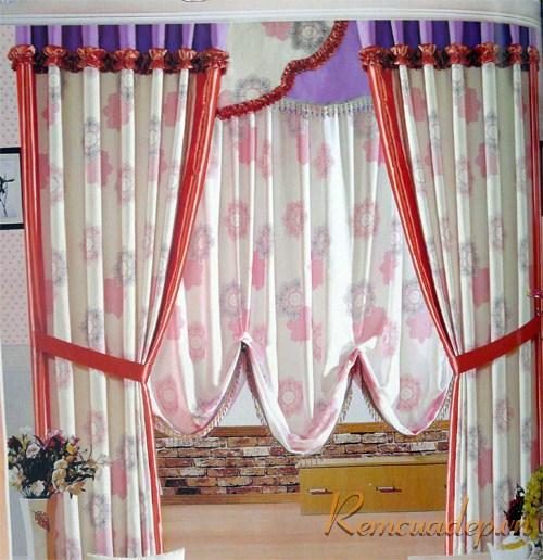 Phối màu cho rèm cửa