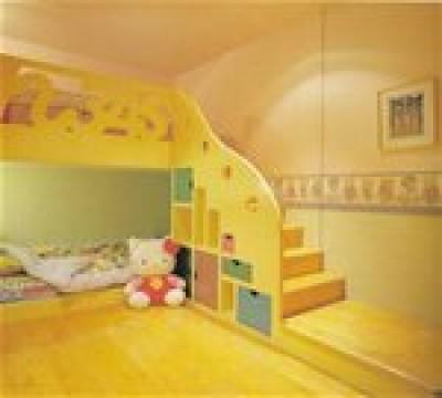 Thiết kế nột thất trong phòng trẻ em