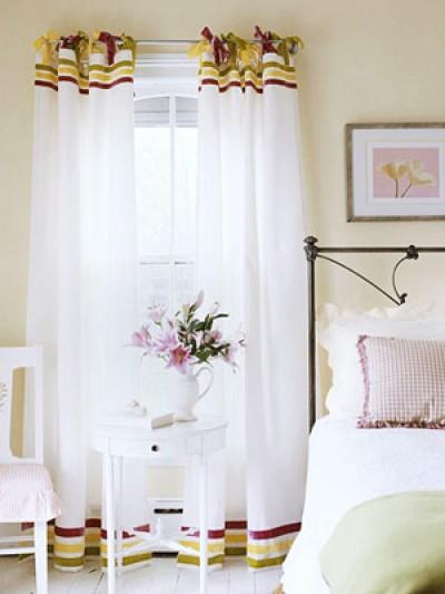Một số mẫu sáng tạo với rèm cửa sổ 1