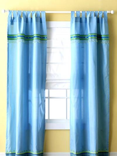 Một số mẫu sáng tạo với rèm cửa sổ 12