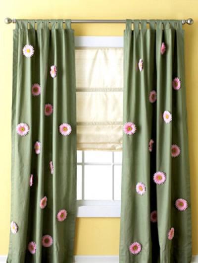 Một số mẫu sáng tạo với rèm cửa sổ 14