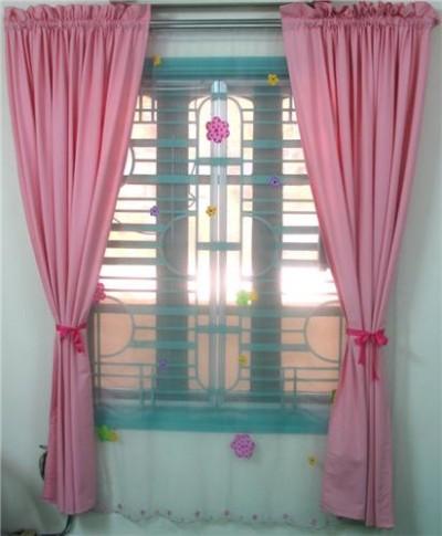 5. Cửa sổ và rèm cửa cần thiết kế đơn giản. 2