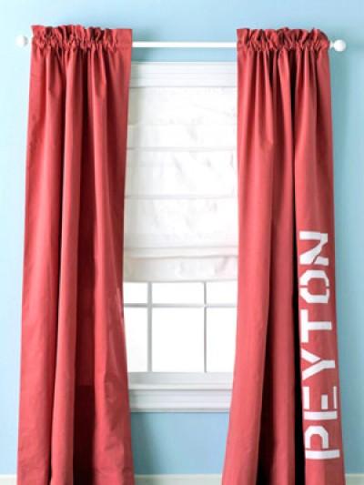 Một số mẫu sáng tạo với rèm cửa sổ 8