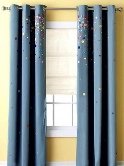 Một số mẫu sáng tạo với rèm cửa sổ 9