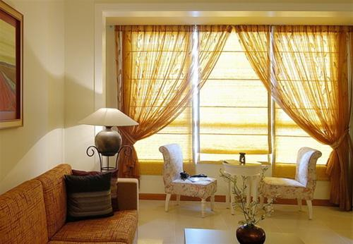 Cách chọn rèm phòng khách