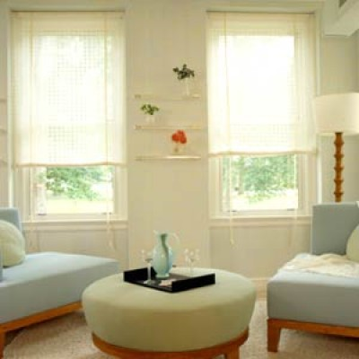 Làm đẹp cửa sổ với một số mẫu rèm 6