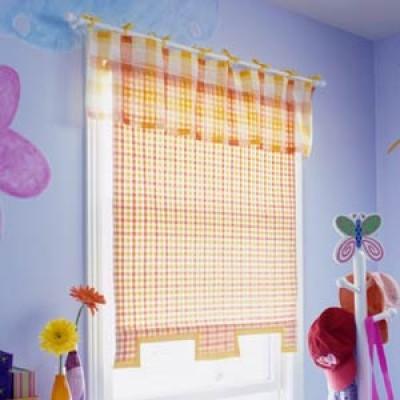 Làm đẹp cửa sổ với một số mẫu rèm 7