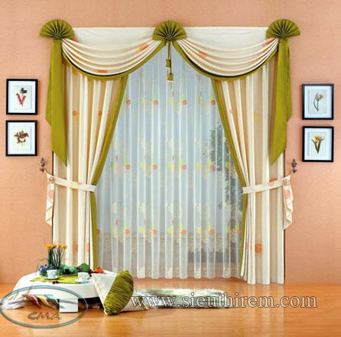 Hướng dẫn cách đo tính vải cho rèm