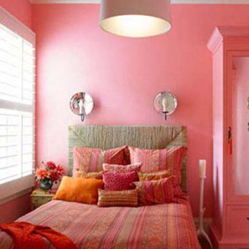 Cách phối màu lạ mà đẹp cho ngôi nhà bạn