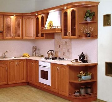 Cách chọn nội thất tủ bếp