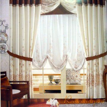 Rèm vải đẹp của Công ty cổ phần rèm cửa đẹp Minh Việt