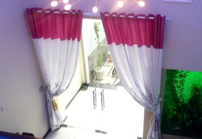 Xu hướng thiết kế và trang trí rèm cửa với các chất liệu tự nhiên 3