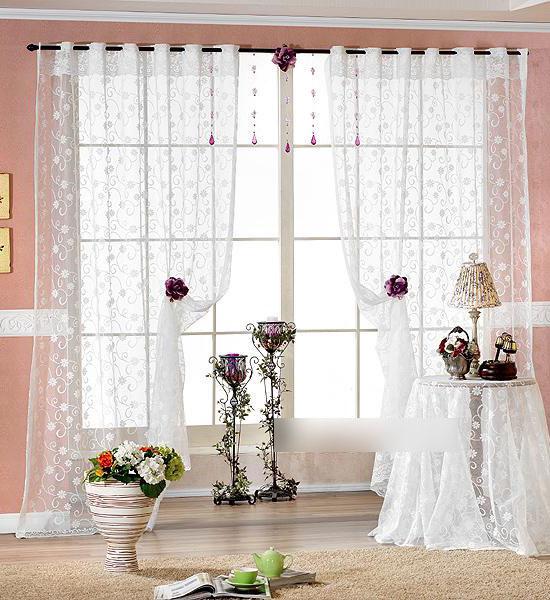 Sang trọng và ấm cúng với rèm cửa