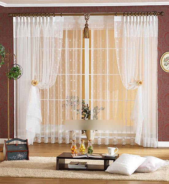 Sang trọng và ấm cúng với rèm cửa 4