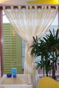 Tạo không gian rèm cửa cho căn hộ nhỏ 5
