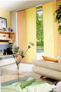 Tạo không gian rèm cửa cho căn hộ nhỏ 2