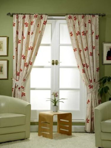 Đem vượng khí vào ngôi nhà bạn qua màu sắc rèm cửa