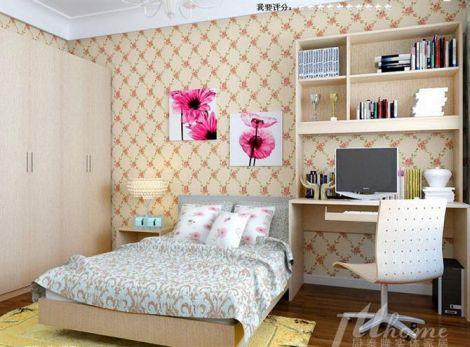 Trang trí tường đẹp với giấy dán tường đẹp