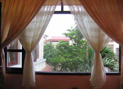 Nguyên tắc thiết kế và trang trí cửa sổ