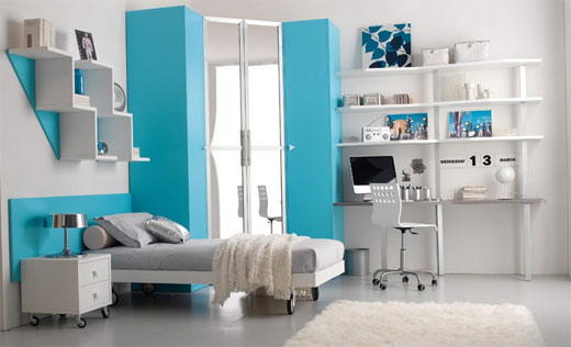 Không gian phòng trẻ nơi thể ước mơ và cá tính