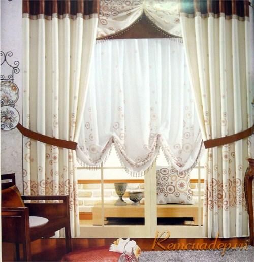 Công dụng của rèm vải