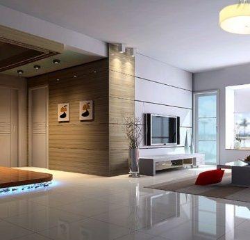 Nguyên tắc bố trí nội thất phòng khách